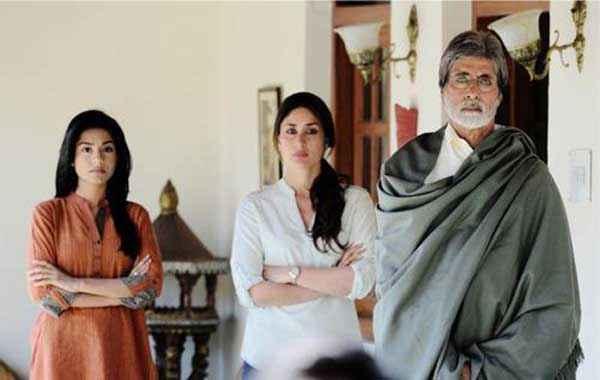 Satyagraha Amrita Rao Kareena Amitabh Bachchan Stills