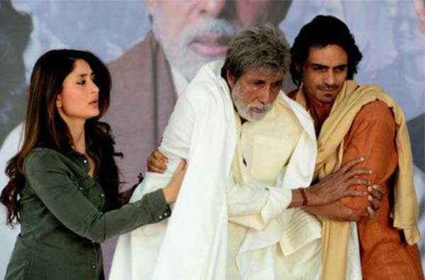 Satyagraha Kareena Kapoor Amitabh Bachchan Arjun Rampal Stills