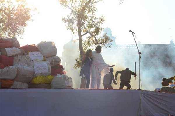 Satyagraha  Stills