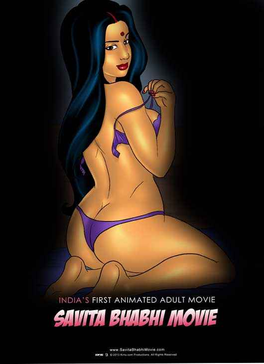 Savita Bhabhi Movie Hot Wallpaper Poster