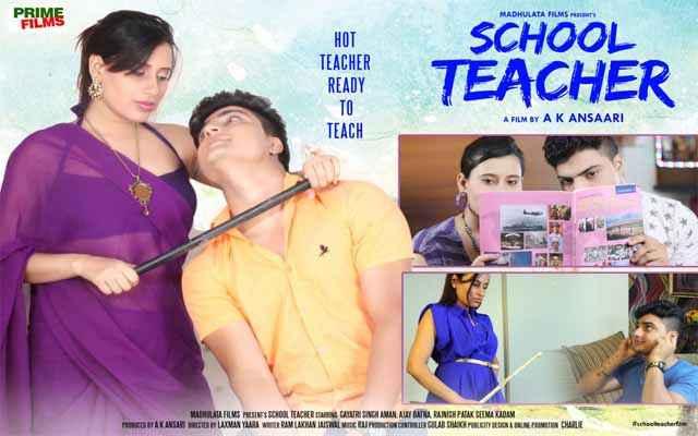School Teacher HD Wallpaper Poster