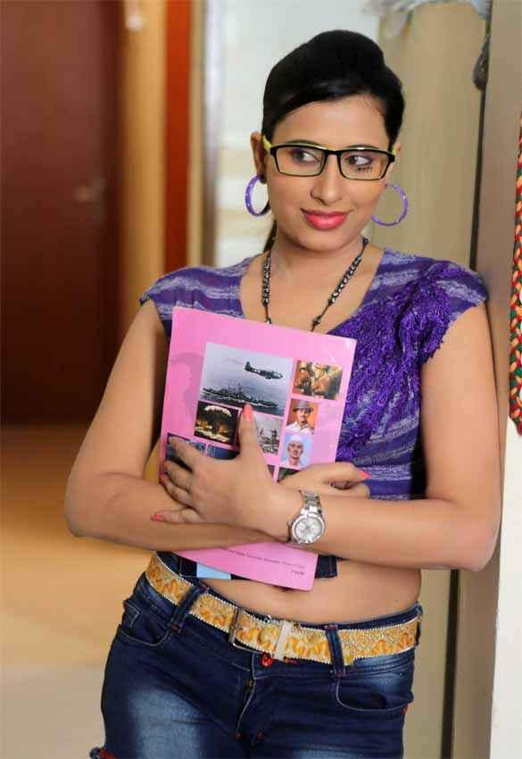 School Teacher Gayatri Singh Sexy Short Dress Stills