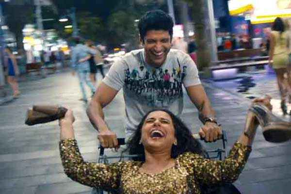 Shaadi Ke Side Effects Farhan Akhtar Vidya Balan Happy Mood Stills
