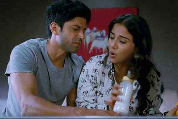 Shaadi Ke Side Effects Farhan Akhtar Vidya Balan Photo Stills
