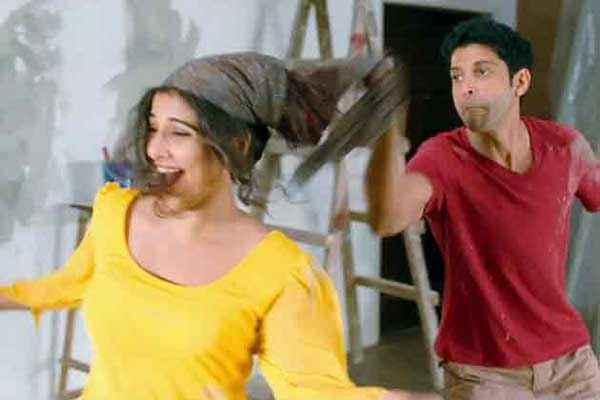 Shaadi Ke Side Effects Farhan Akhtar Vidya Balan Pics Stills