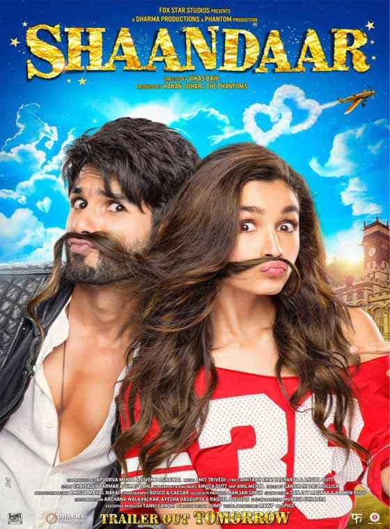 Shaandaar 2015  Poster