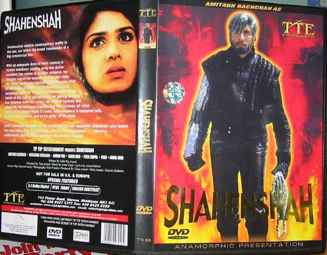 Shahenshah Photos Poster