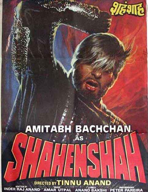 Shahenshah Wallpaper Poster