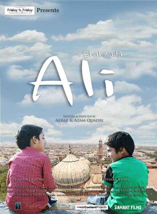 Shahzada Ali Poster