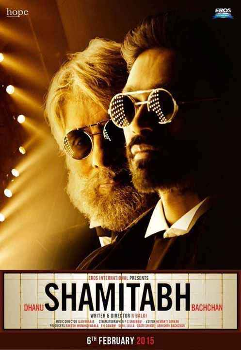 Shamitabh First Look Poster