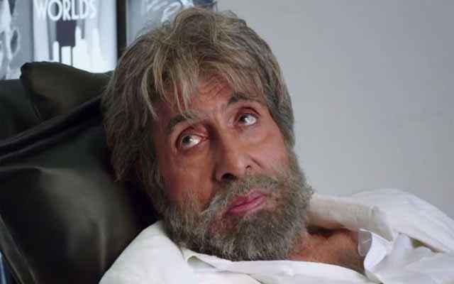 Shamitabh Amitabh Bachchan Acting Pics Stills