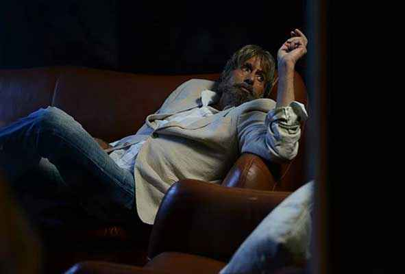 Shamitabh Amitabh Bachchan Photo Stills