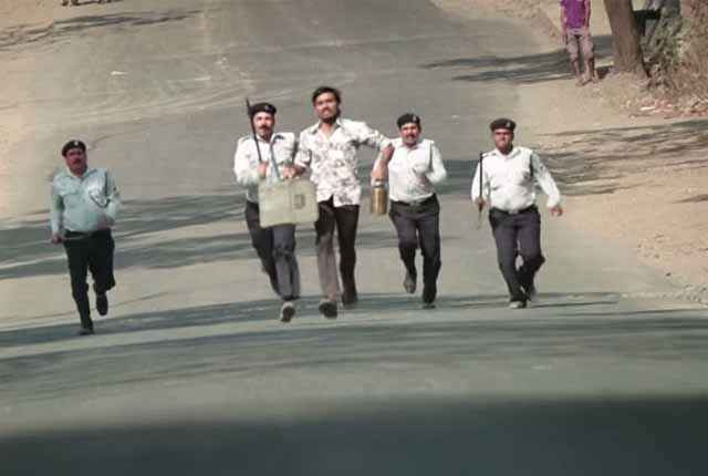 Shamitabh Dhanush Picture Stills