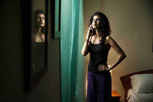 Sharafat Gayi Tel Lene Tina Desai In Nighty Stills