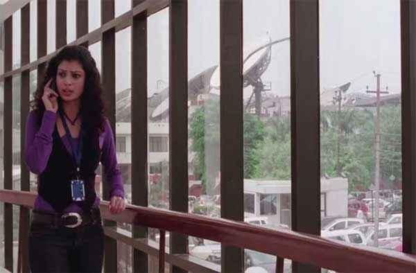 Sharafat Gayi Tel Lene Tina Desai With Mobile Stills