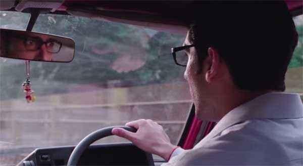 Sharafat Gayi Tel Lene Zayed Khan Driving Car Stills