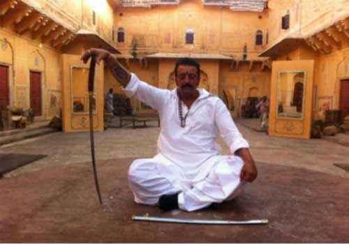 Sher Sanjay Dutt Pics Stills