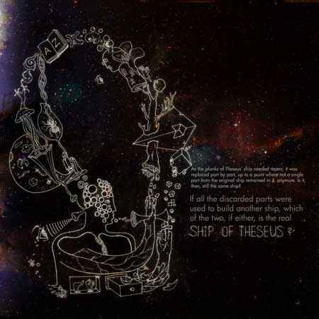 Ship Of Theseus First Look Poster