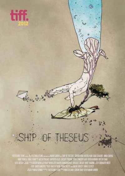Ship Of Theseus New Poster