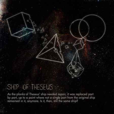 Ship Of Theseus Wallpaper Poster