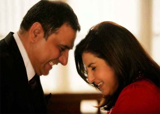 Shirin Farhad Ki Toh Nikal Padi Boman Irani And Farah Khan Romantic Stills