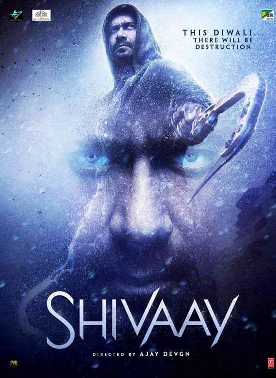 Shivaay Ajay Devgan HD Wallpaper Poster