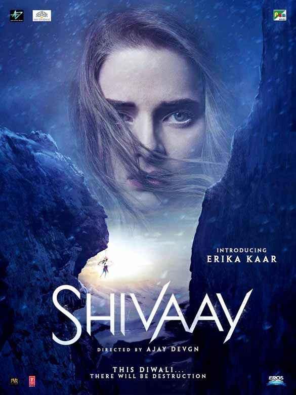 Shivaay Erika Kaar Poster