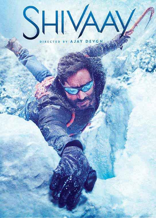 Shivaay First Look Poster