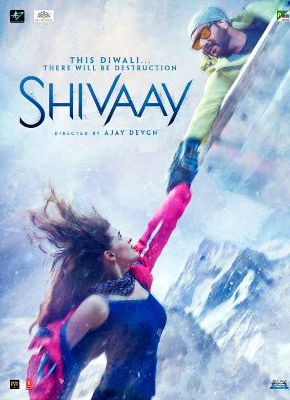 Shivaay HD Wallpaper Poster