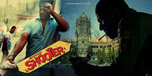 Shooter First Look Poster