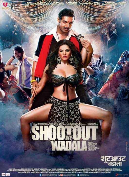 Shootout At Wadala First Look Poster