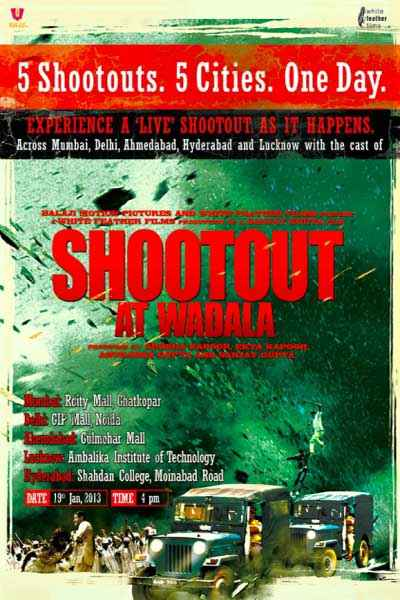 Shootout At Wadala Poster