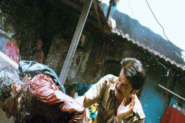 Shootout At Wadala Anil Kapoor in Fighting Scene Stills