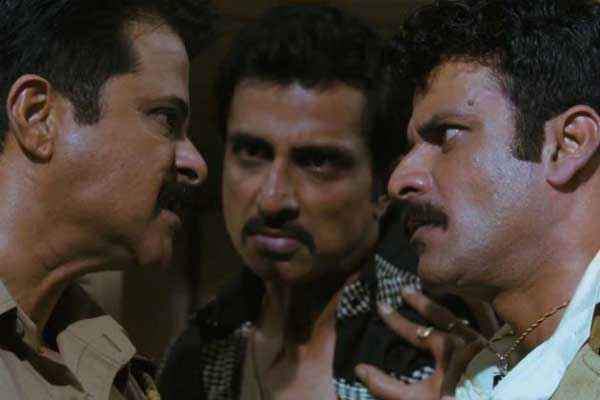 Shootout At Wadala Anil Kapoor Manoj Bajpai Sonu Sood Stills