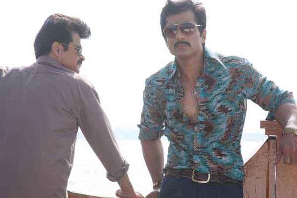 Shootout At Wadala Anil Kapoor Sonu Sood Stills