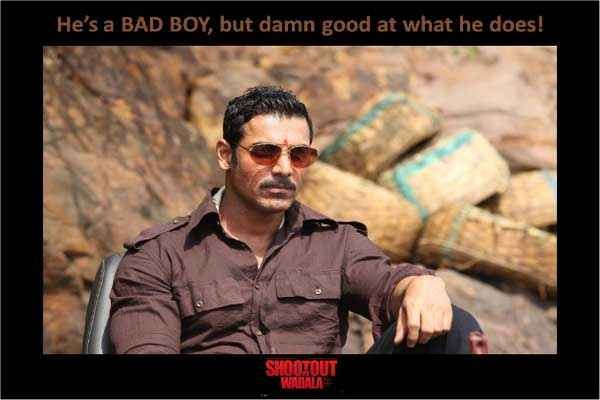 Shootout At Wadala John Abraham Images Stills