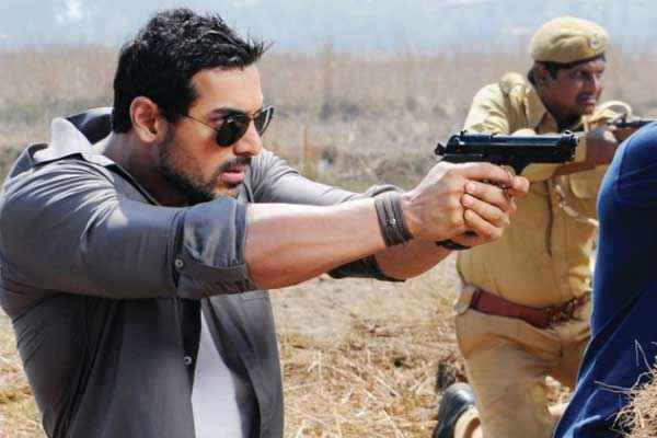 Shootout At Wadala John Abraham in Goggles Stills
