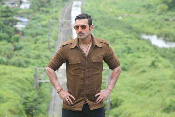 Shootout At Wadala John Abraham Wallpaper Stills