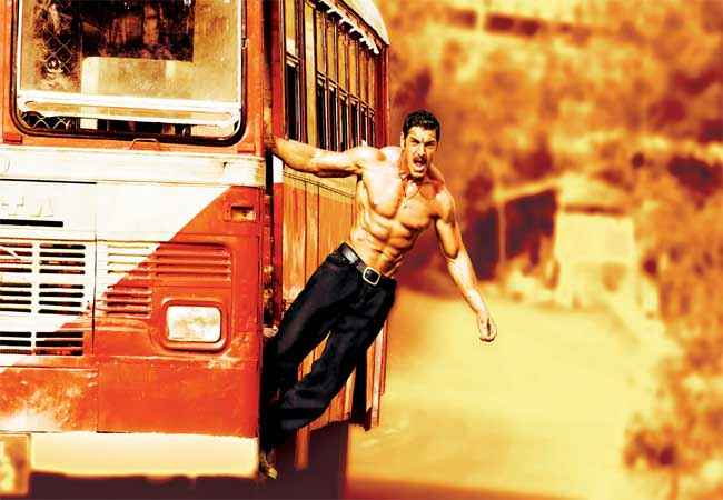 Shootout At Wadala John Abraham Stills