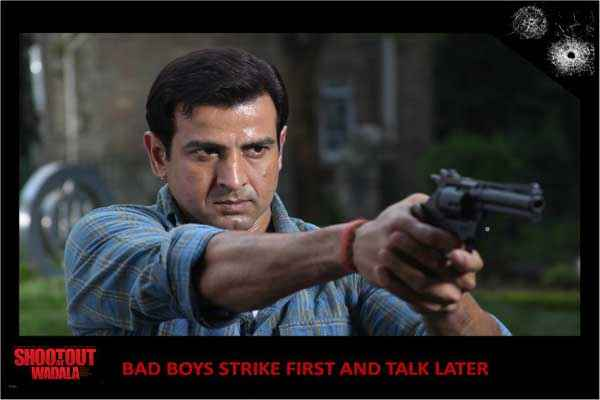 Shootout At Wadala Ronit Roy Pics Stills