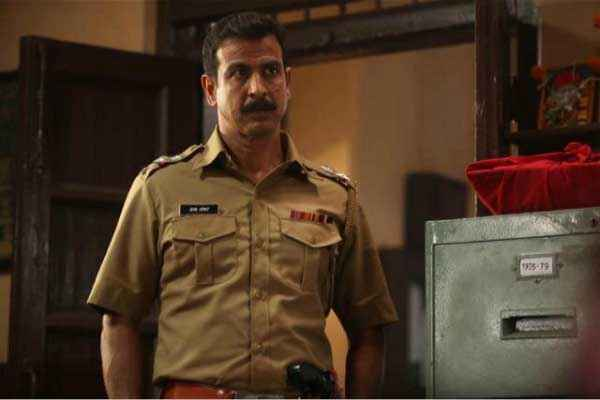Shootout At Wadala Ronit Roy Stills