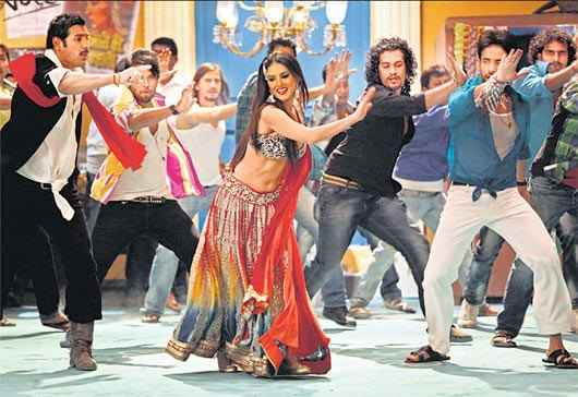 Shootout At Wadala Sunny Leone Laila Teri Item Song Stills