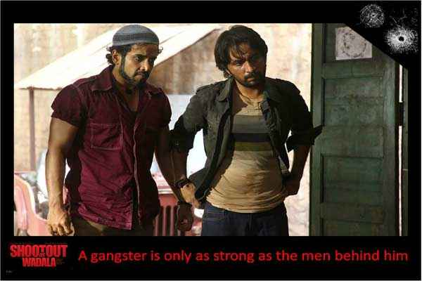 Shootout At Wadala Tusshar Kapoor Photo Stills