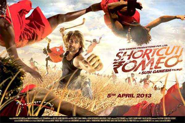Shortcut Romeo Neil Nitin Mukesh Poster