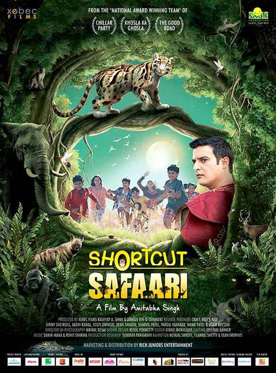 Shortcut Safaari Poster