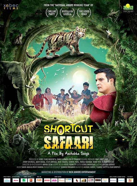 Shortcut Safaari  Poster
