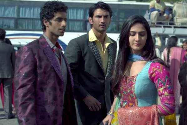 Shuddh Desi Romance Images Stills