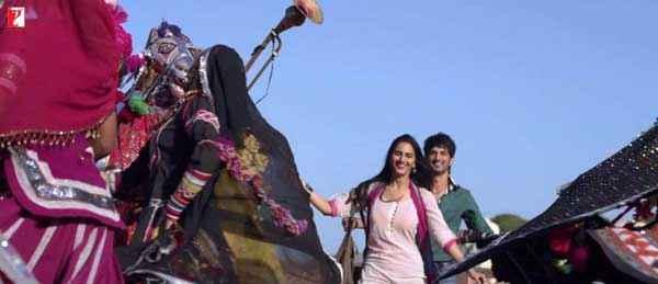 Shuddh Desi Romance Photo Stills