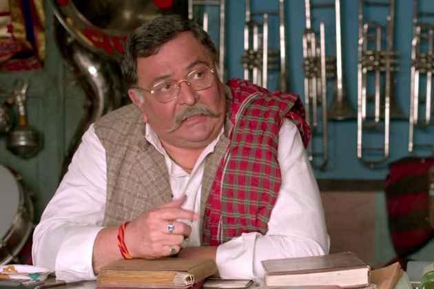 Shuddh Desi Romance Rishi Kapoor Stills