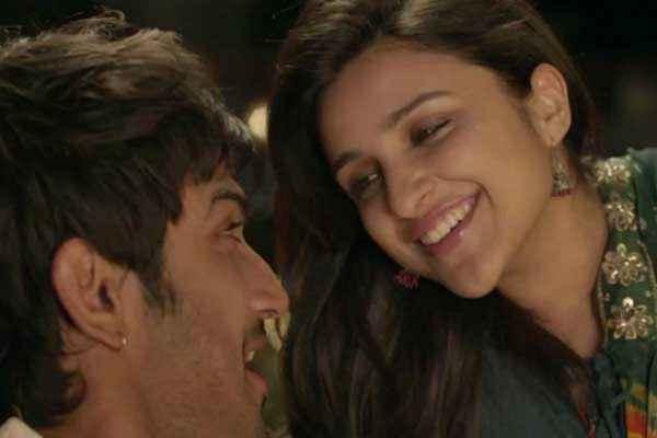 Shuddh Desi Romance Sushant Singh Parineeti Chopra Stills